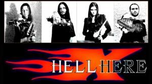 hellxhere band