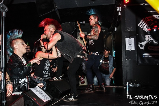 THE CASUALTIES 2019 (5)