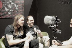 Interview Deathcode Society